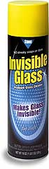 Invisible Glass: Stoner's Aerosol Glass Cleaner